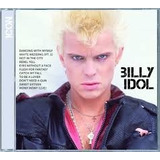 Billy Idol Icon [cd Original Lacrado De Fabrica]